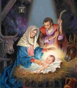 Una nota tradizione vuole che sia stata la Vergine ad indicare ed ispirare la.
