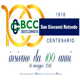 BCC 100 Anni Insieme